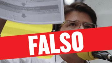 El supuesto proceso contra Claudia López en la Contraloría fue anulado