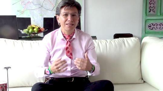 La educación pública para Claudia López