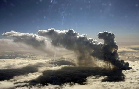 Vulkanausbruch Foto von focus-de
