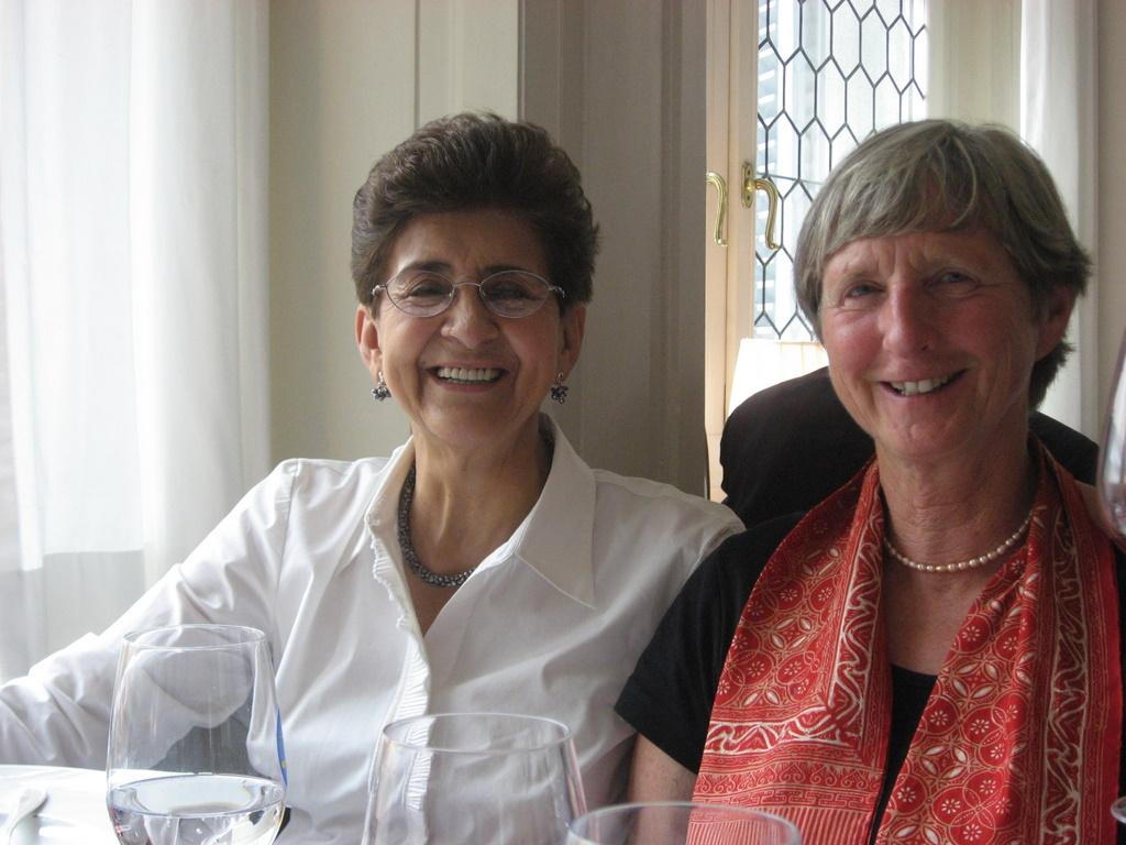 Die Mütter Ana Dilia und Regula