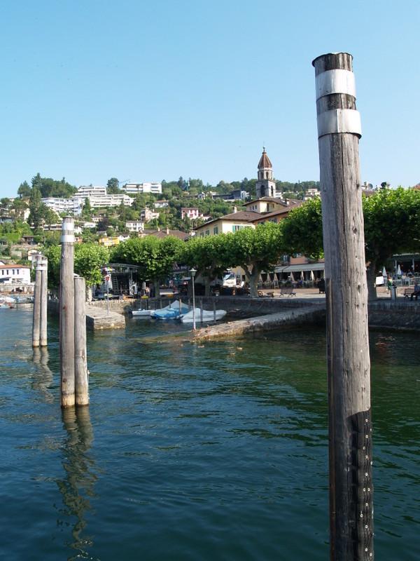 Zwischenhalt in Ascona