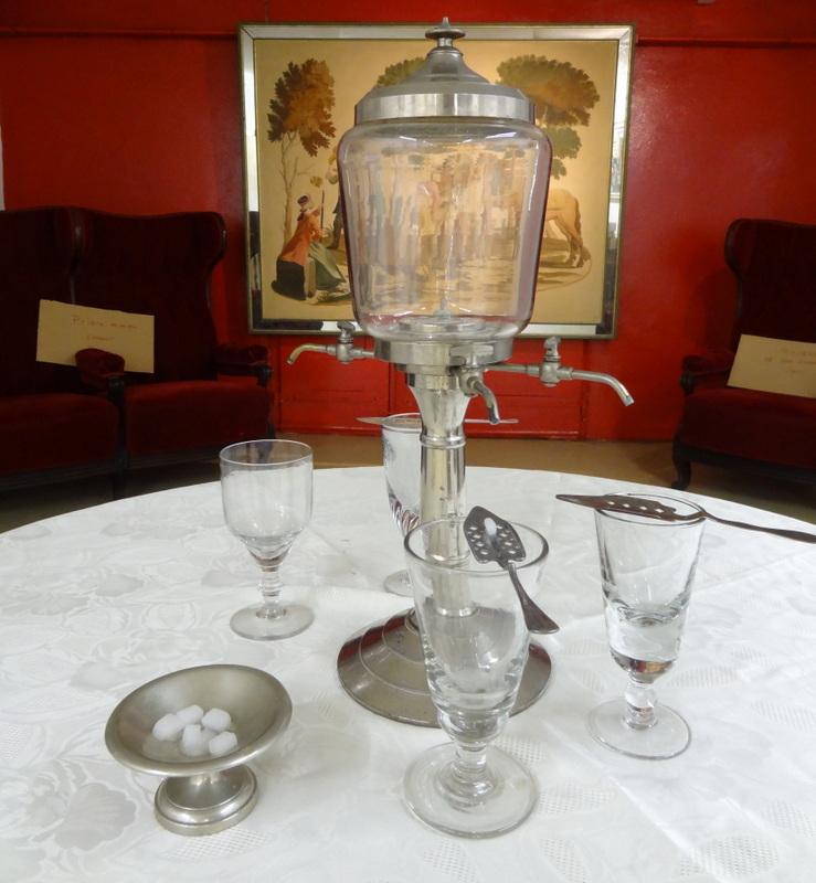 Absintherie du Père François, Môtiers, Val de Travers