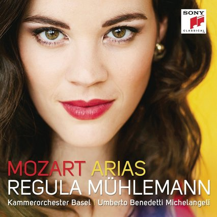 Regula Mühlemann CD Cover