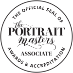 The Portrait Masters Associate badge
