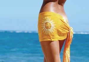 Aprenda a montar cinco looks com a canga de praia   CLAUDIA