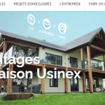 realisation site web wordpress usinex