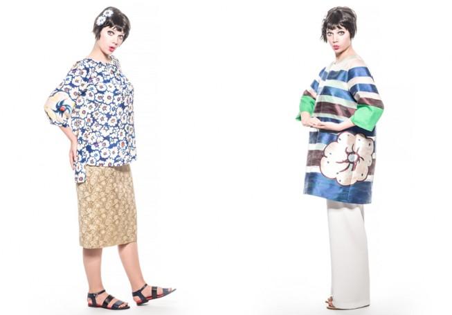 Tsumori für Marina Rinaldi