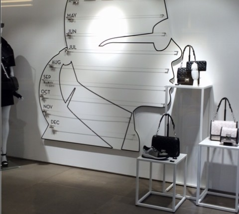 Karl Lagerfeld Boutique Frankfurt