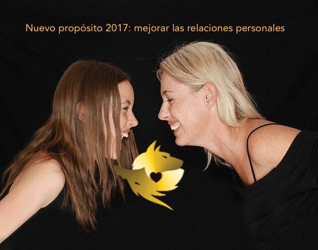 cómo mejorar las relaciones personales en 2017