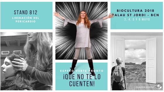 stand 812´BIOCULTURA 2018 claudia boschi