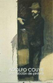 Adolfo Couve: una lección de pintura - Invitación
