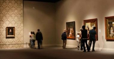 MNBA. Sala Chile. Velázquez en la obra de Bru y Cienfuegos 2008