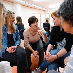 Glück Workshop mit Claudia Engel
