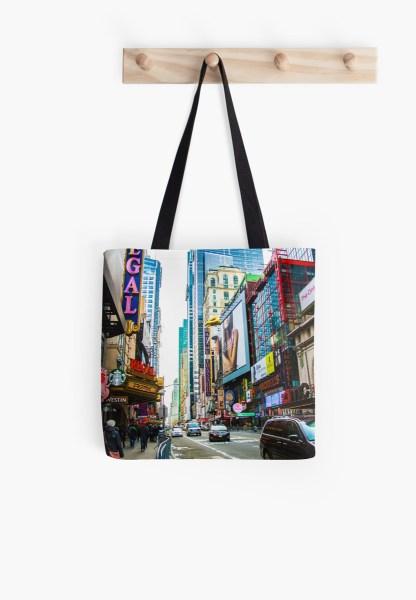 tote bag new york city