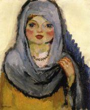 Kees-Van-Dongen-xx-Portrait-of-a-Girl-in-Black