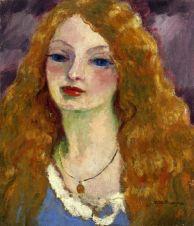 Kees-Van-Dongen-xx-Portrait-of-a-Woman-1
