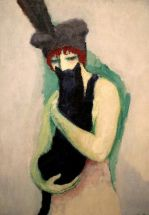 woman-with-cat-kees-van-dongen-1908