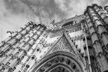 A Catedral de Sevilha. Bonita por fora. Por dentro é de chorar.