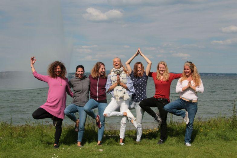 Yoga Ausbildung RYT 200 Gruppe