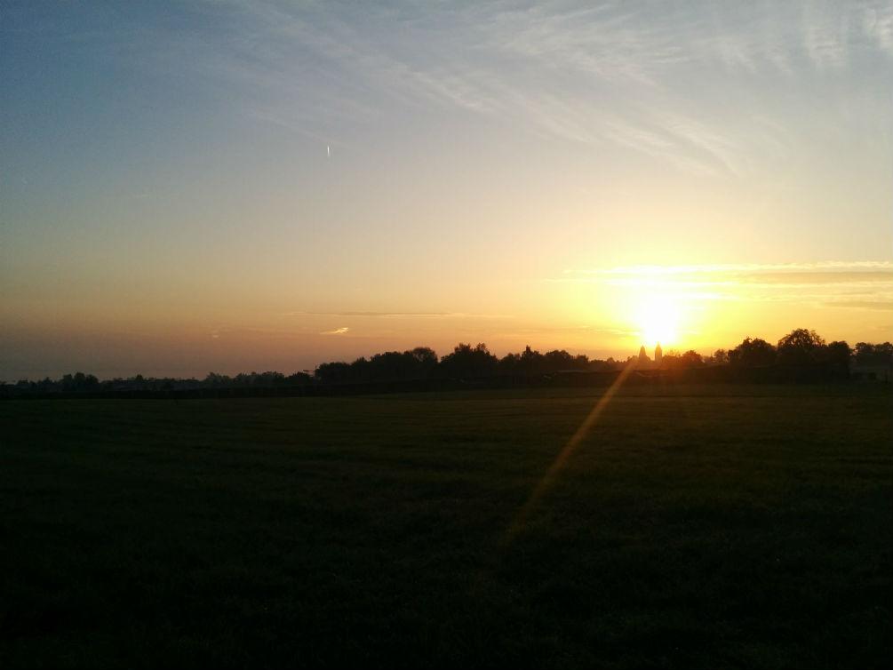 Sonnenaufgang Altnau