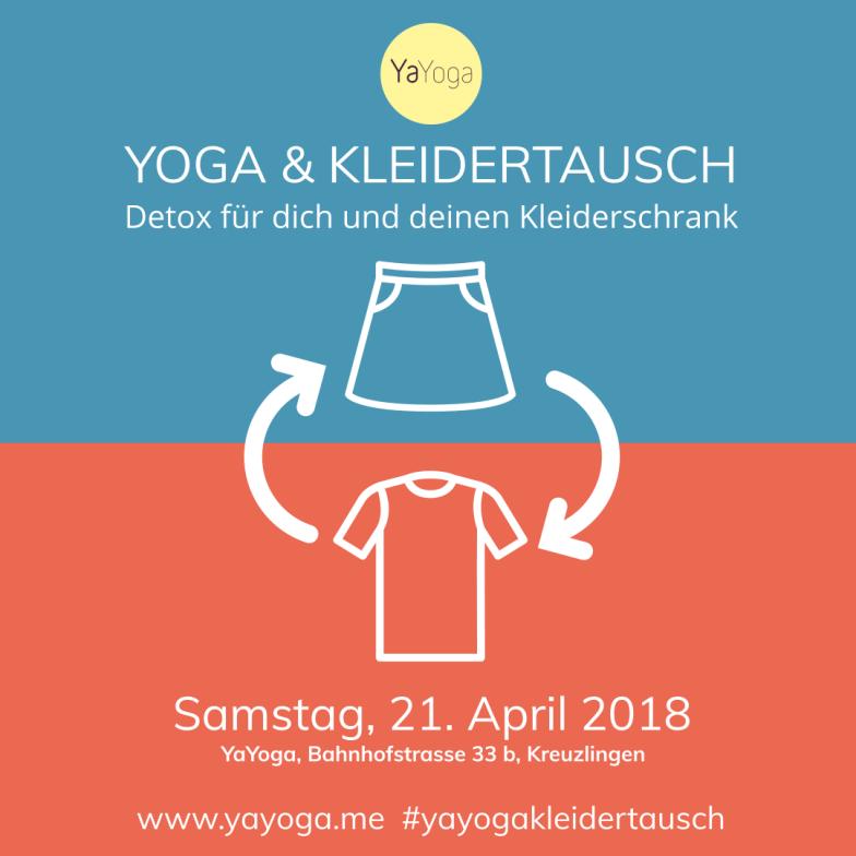 YaYoga Yoga & Kleidertausch