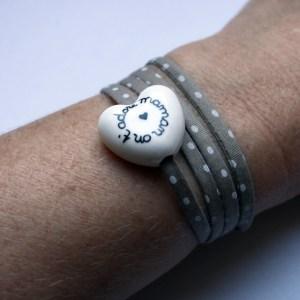 bracelet maman fete des meres