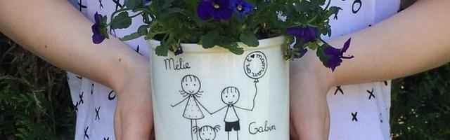 3 raisons de choisir ce joli cache-pot pour la fête des mères