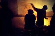 Atom Party au squat de la Boétie, 1999