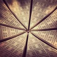 Plafond à l'envers (Battery Park)