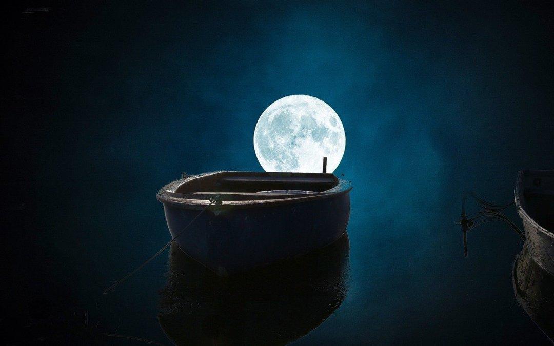 Lua Cheia em Touro – Iluminar a Sombra