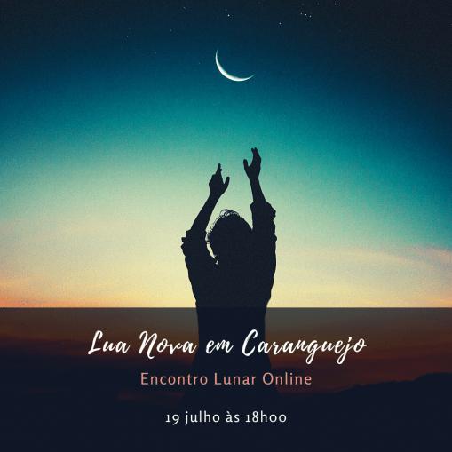 Lua Nova em Caranguejo