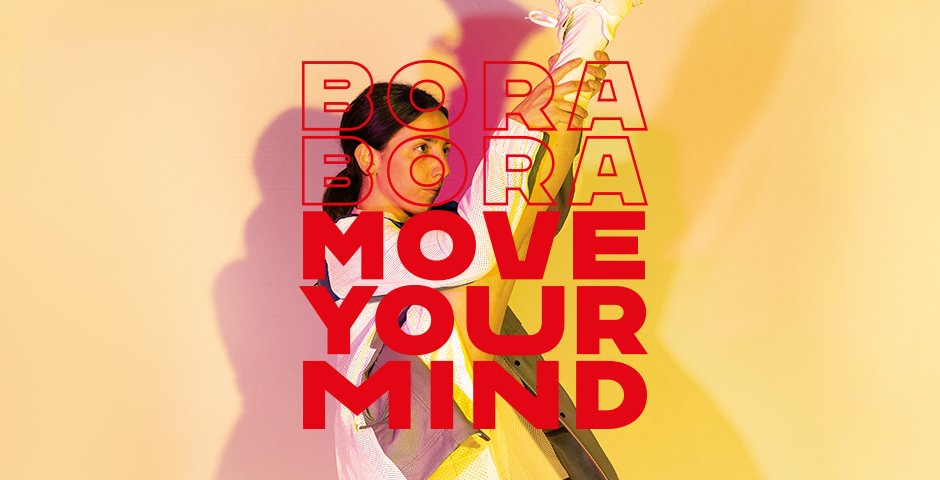 Move Your Mind Festival Bora Bora Aarhus Denmark