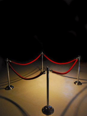 Stanchioned