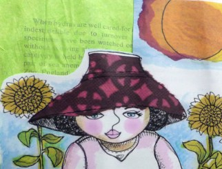 Nothing But Sunshine - detail girl in hat small
