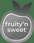 Fruityn Sweet Logo - grey