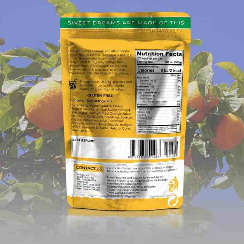 Fruity'n Sweet Orange