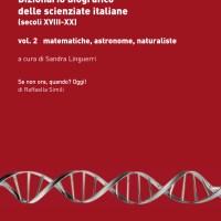 Dizionario biografico delle scienziate italiane (secoli XVIII-XX)