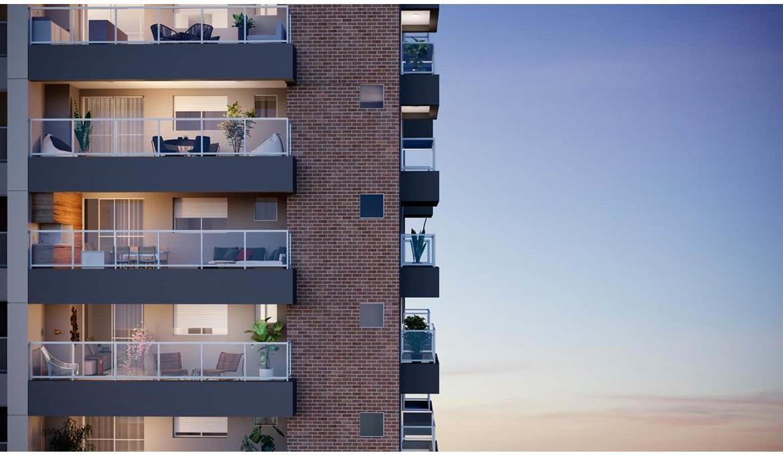 Brooklin Bricks - Perspectiva ilustrada da fachada