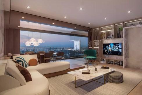 Apartamento Decorado (1) - NAU Vila Mariana