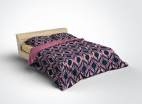 Claudia Owen quilt cover mock up