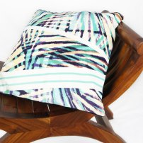 Gemstone Pillow by Claudia Owen 1
