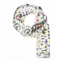 Opal Silk Scarf by Claudia Owen 3