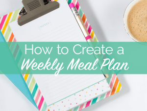 meal plan, healthy eating, grocery list, food shopping, meal prep, plan your meals
