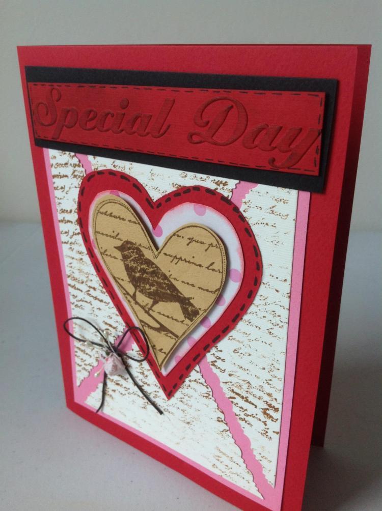 tarjeta scrapbook para san valentin 3
