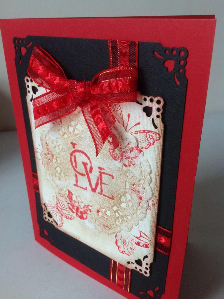 tarjeta scrapbook para san valentin 5