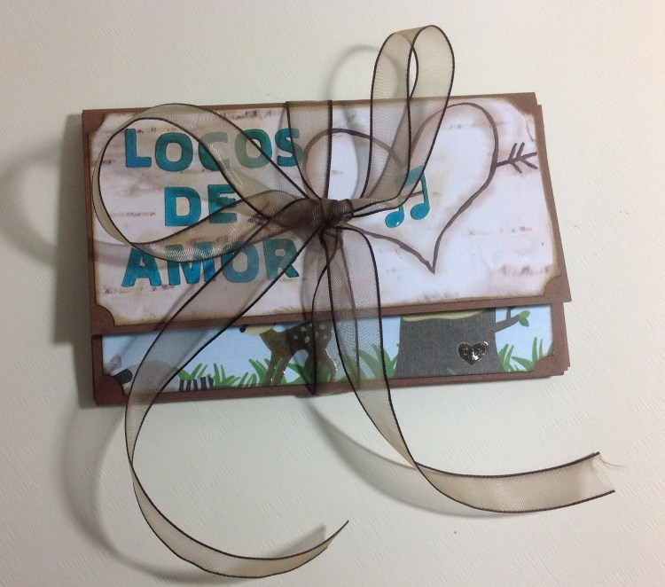 mini album locos de amor