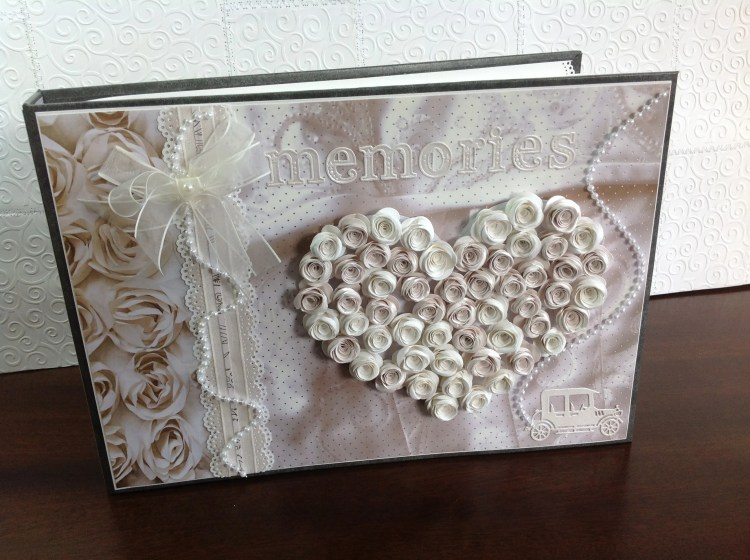 album libro de firmas para boda corazon con rosas (1)