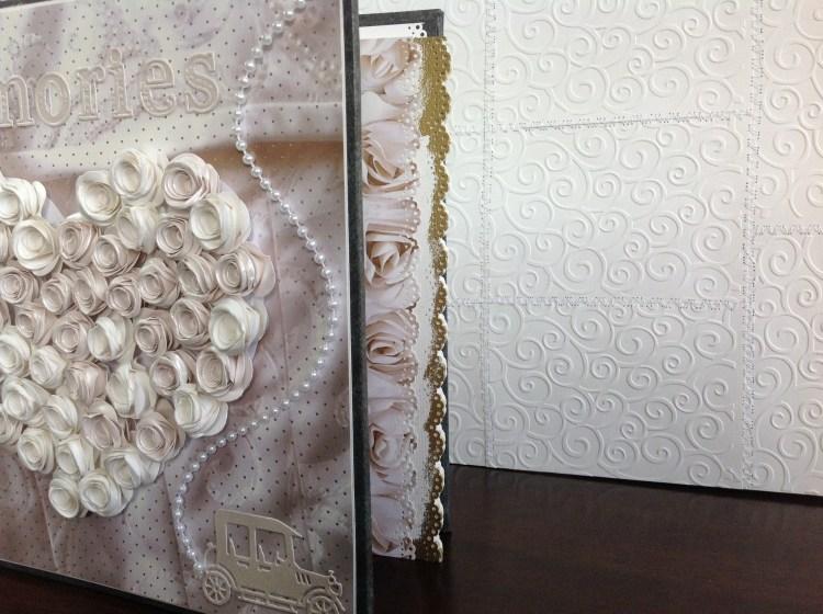 album libro de firmas para boda corazon con rosas (11)