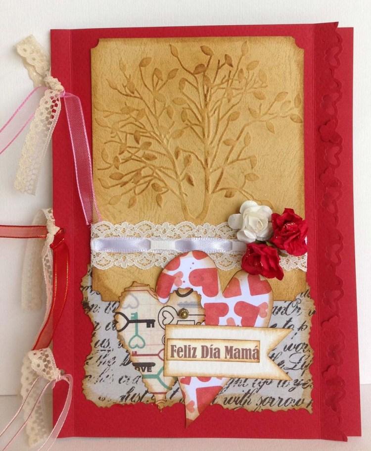 tarjeta scrapbook para el dia de la madre (11)