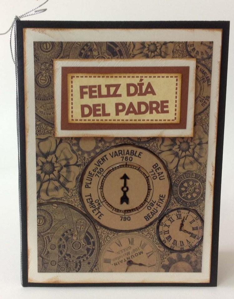 tarjeta scrapbook para el dia del padre (4)